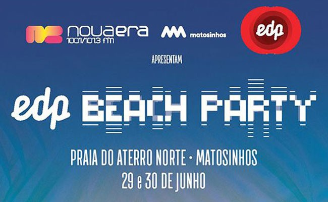 Потугалия: EDP Beach Party