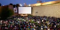 Монжуикскую крепость в Барселоне превратили в кинозал под открытым небом