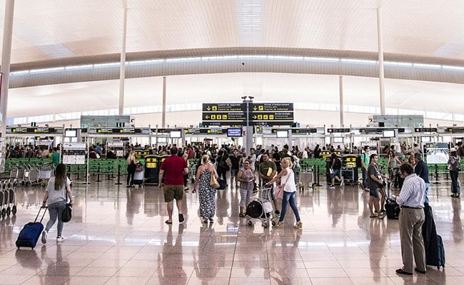 Самый быстроразвивающийся аэропорт Испании