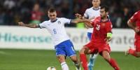 Армения упустила победу над сборной Италии