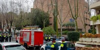 У здания школы в Барселоне сработало взрывное устройство
