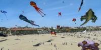 Испания: фестиваль ветра в Валенсии