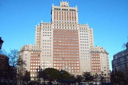 Испания: Edificio España в Мадриде превратится в гостиницу