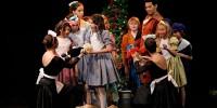 Испания: детский спектакль «Endrapasomnis» в Барселоне