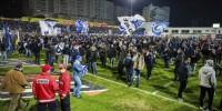 В Португалии перенесли матч из-за угрозы обрушения трибуны