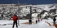 Португалия: горнолыжный курорт уже открылся