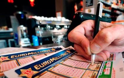 Джекпот лотереи Euromillions в размере 190 млн евро достался британцу