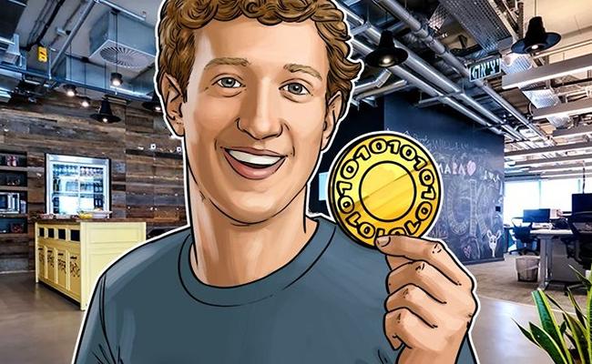 Facebook может создать собственную криптовалюту