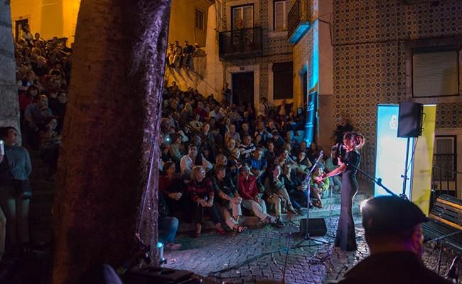 Португалия: Фестиваль фаду - Caixa Alfama