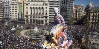 Испания: в Валенсии отпраздновали Фальяс