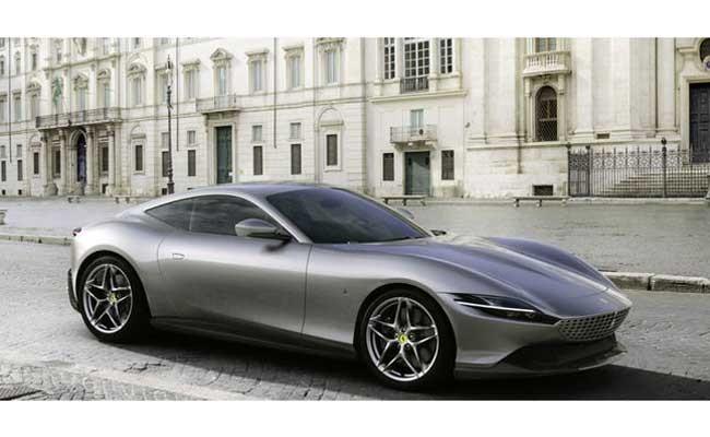 Италия: у Ferrari появилась новая модель