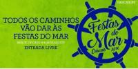 Португалия: фестиваль Festas do Mar проходит в Кашкайше
