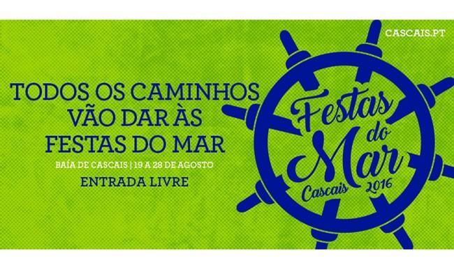 Португалия: фестиваль Festas do Mar в Кашкайше!