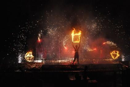 Италия: на Сицилии пройдет Фестиваль огня