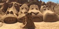 Португалия: FIESA фестиваль скульптур из песка