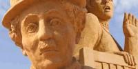 В Португалии открывается фестиваль песчаных скульптур