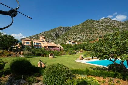 Роскошное поместье в Испании выставлено на аукцион
