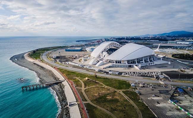 Все билеты на матч ЧМ-2018 Испания - Португалия в Сочи раскуплены