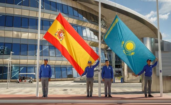 Товарооборот между Испанией и Казахстаном превысил 2 млрд долларов