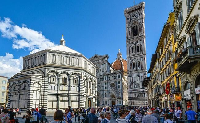 В Италии на Пасху ждут 14 миллионов туристов