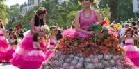 Португалия: праздник цветов на Мадейре