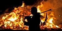 Испания: праздник костров в Грасии