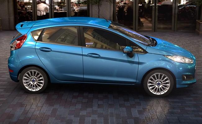 В Португалии Ford Fiesta теряет 60% продаж в год