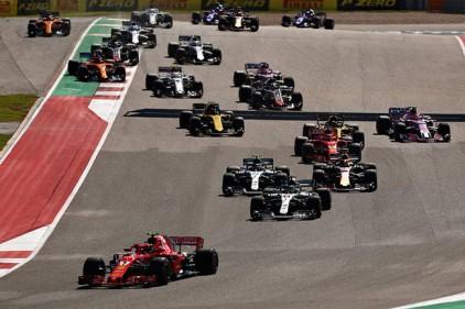 В Италии стартует 14-й этап Гран-при Формулы-1