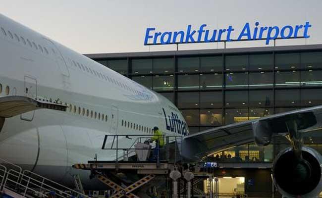 Два самолета столкнулись в Германии