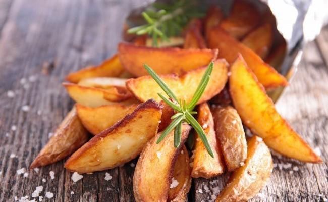 Опасность употребления жареного картофеля