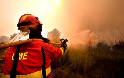 Более 1700 человек эвакуированы из-за лесного пожара в Испании