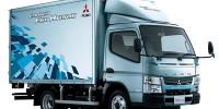 Грузовики Mitsubishi будут производиться в Португалии