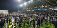 Португалия: «Эшторил» и «Порту» доиграют прерванный матч 21 февраля