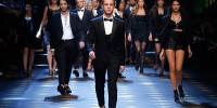 Италия: Dolce & Gabbana выпустил на подиум популярных подростков