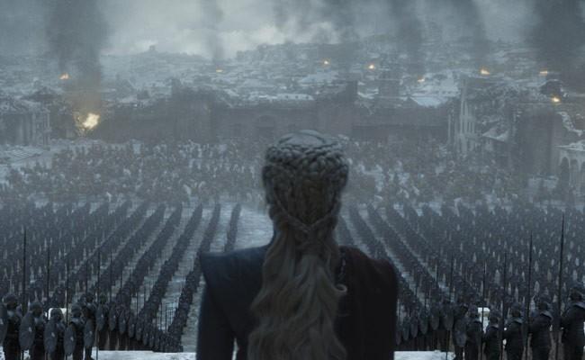 Финал «Игры престолов» побил рекорд по просмотрам