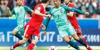 Португалия выиграла у России в Кубке конфедераций