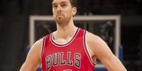 Испанский баскетболист сломал руку на разминке