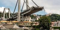 Италия: в Генуе начали разбирать обрушившийся летом мост