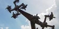 Аттракцион в Германии закрыли из-за сходства со свастикой