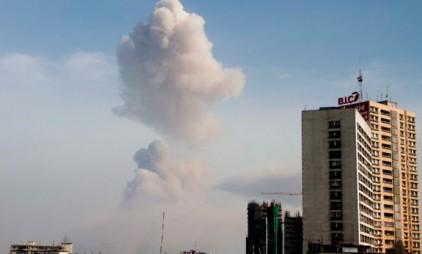 В результате взрывов в Конго погибли около 200 человек