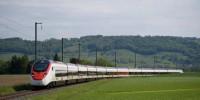 Новый поезд свяжет Швейцарию и Италию