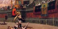 Италия: гладиаторские бои на арене римского Колизея