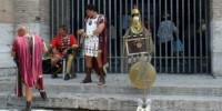 Италия: римские «гладиаторы» оштрафованы на 800 евро