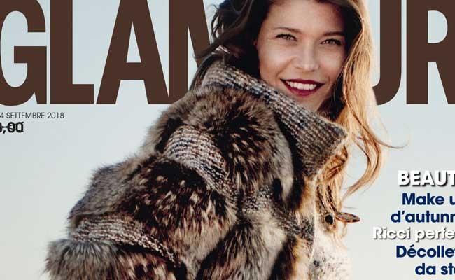 Журнал Glamour закрылся теперь и в Италии