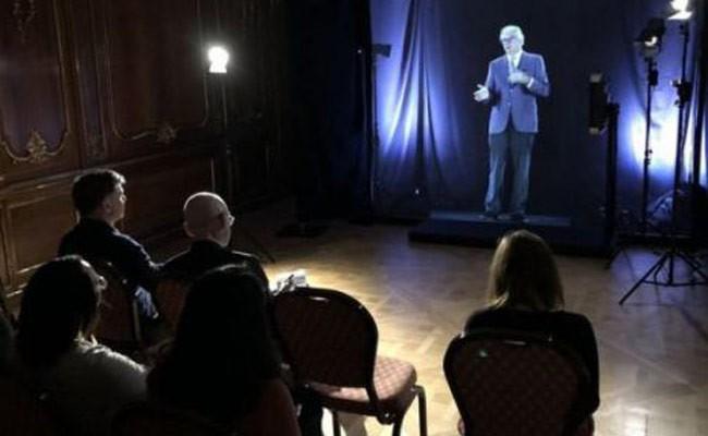 Голограммы начали читать лекции в британских вузах