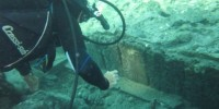 Италия: под водой открыт древний город-порт Партенопе