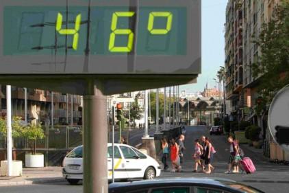 Экстренное предупреждение объявлено в Испании из-за жары