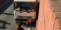Испания: задержан мужчина, угнавший грузовик