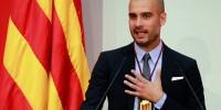 Пеп Гвардиола поддержал марш за независимость Каталонии