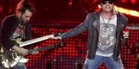 Guns N' Roses возвращаются в Португалию